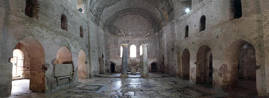 Church of St Nicholas, Demre