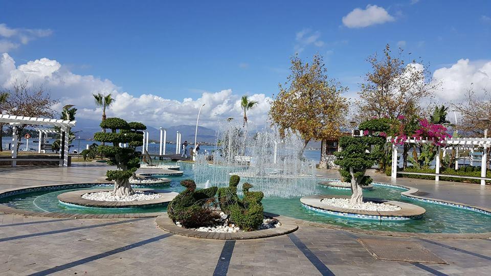 Fethiye Fountains