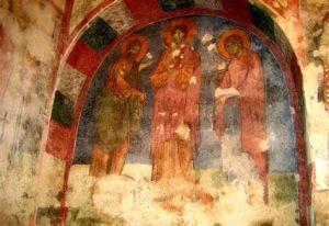Painting, St Nicholas Church