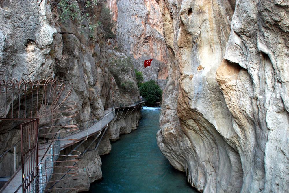 Saklikent Gorge, Fethiye