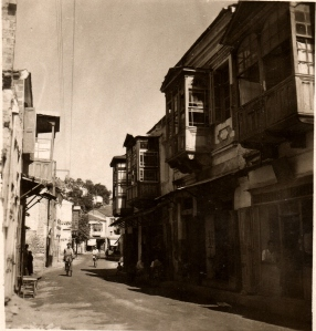 """Çarşı Caddesi"" before the earthquake"