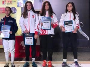 Fethiye Girls Take Bronze
