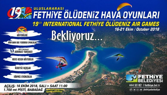 Ölüdeniz Air Games