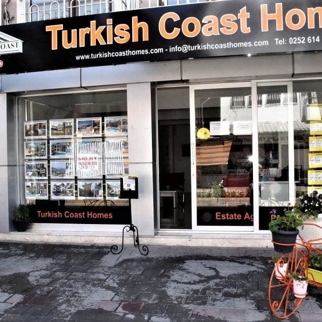Turkish Coast Homes Office