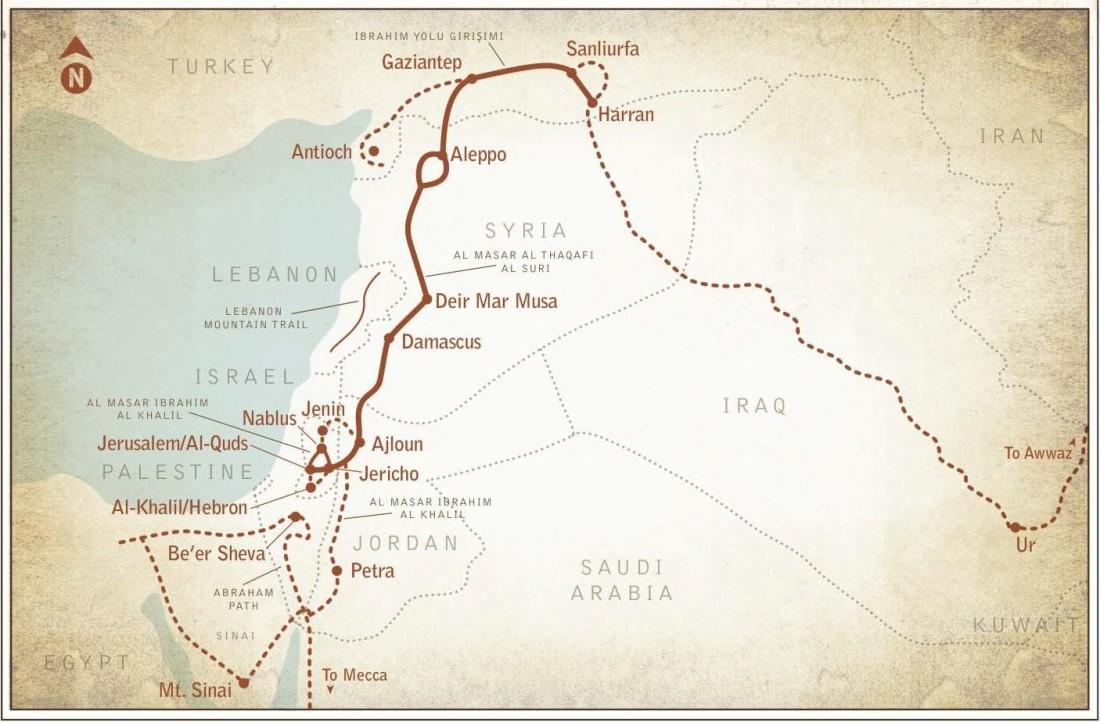 Abraham's Path