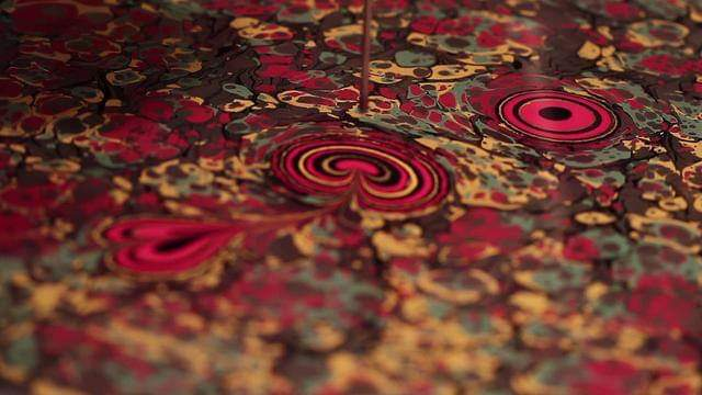 Turkish Marbling