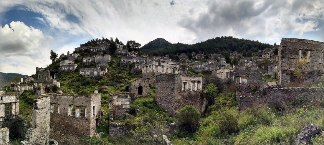 Akdeniz Adventures at Kayaköy