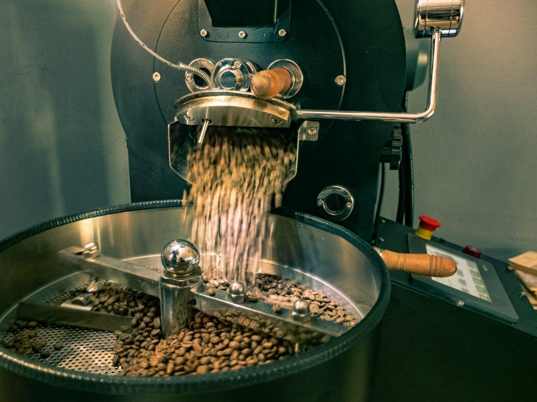 Keçi Coffee Roastery