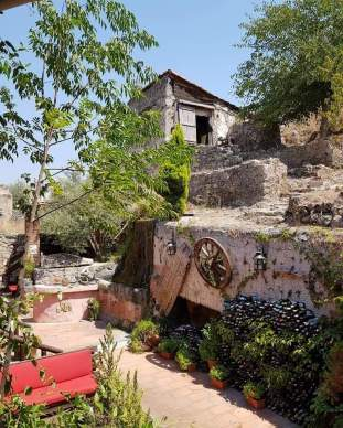Lebessos Gardens