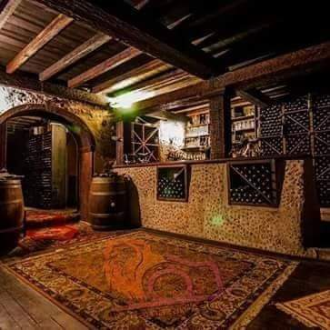 Lebessos Wine Cellar