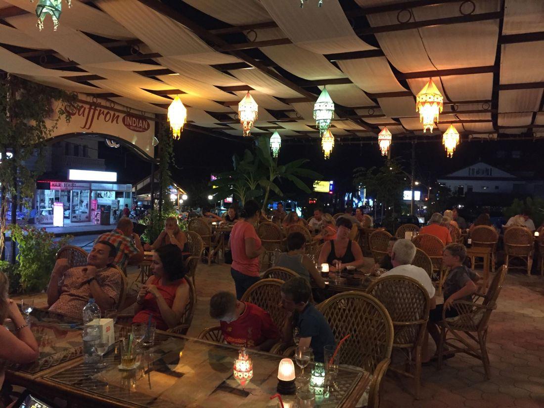 Saffron Indian Restaurant, Ovacık, Fethiye