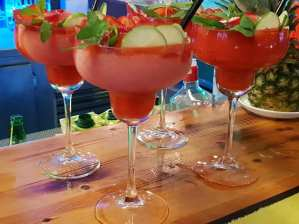 Tonic Bar Cocktails