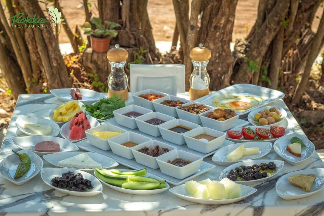 Turkish Breakfast at Rokka
