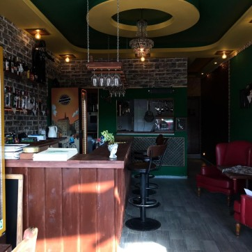 Kitsch Pub Interior